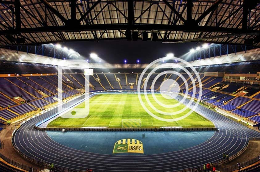 How to use iBeacon technology in the stadiums